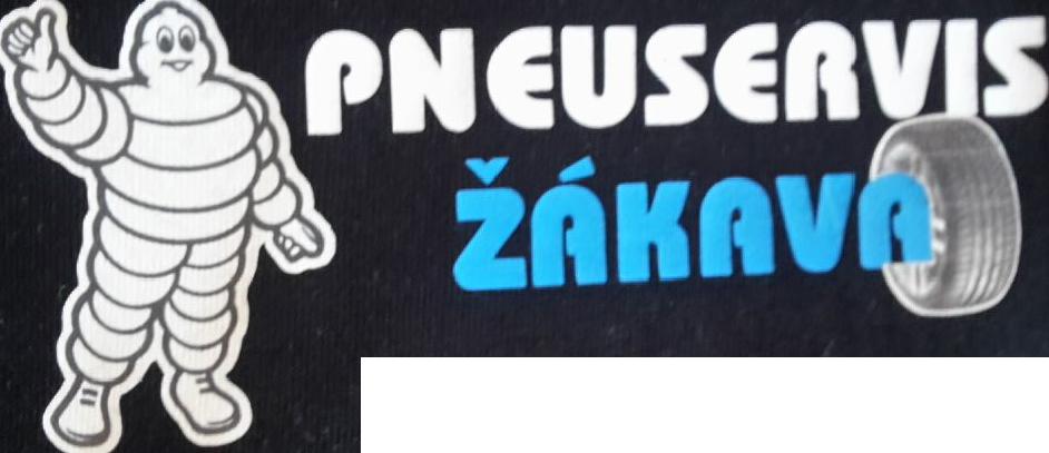 Logo Pneuservis Žákavá